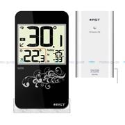 Цифровой термометр с радиодатчиком в стиле iPhone 4 RST 02255 фото