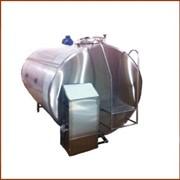 Охладитель молока закрытого типа V 1000 - 20000 л фото