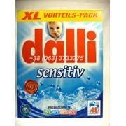 Стиральный порошок для детского белья Dalli Sensitiv фото