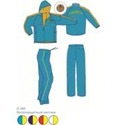 Ветрозащитный костюм D 300 фото