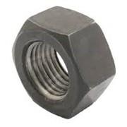 Гайка шестигранная автомобильная мелкий шаг резьбы ГОСТ 7798-7805 DIN 934 оцинкованная фото