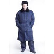 Пальто форменное зимнее фото