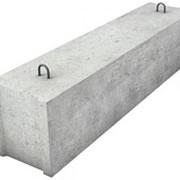 Блок фундаментный ФБС 12-3-3т фото