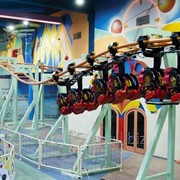 Американские горки Dangle Coaster Code MX604 фото