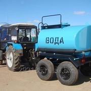 Прицеп цистерна для перевозки воды ПЦ-6 фото