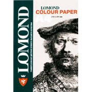 Бумага офисная цветная Lomond