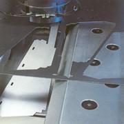 Изделия, выполненные на координатно-пробивном листообрабатывающем прессе модель TRUMPF TRUMATIC 200, размеры листа до 1250х2500 мм, толщина листа от 0,55 до 3 мм, точность пробивки 0,1 мм, пр-во Германия фото