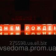 Набор Светокубиков С Днем Рождения 13 шт фото