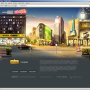 Большой сайт (корпоративный сайт, 10-20 страниц) фото