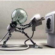 Электротехнические работы фото