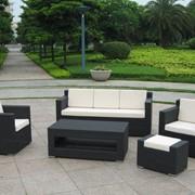Комплект плетеной мебели Garda-1007 фото
