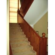 Лестница дизайн D045