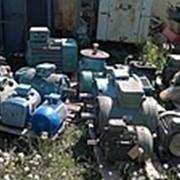 Электродвигатели разной мощности фото