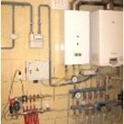 Системы газоснабжения фото