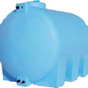 Емкость (бак, резервуар) для воды пластиковая ATH 500-1500 литров горизонтальная Aquatech фото