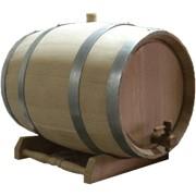 Бочка дубовая 50 литров для алкоголя фото