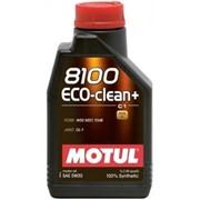Масло моторное Motul DPF Модель 5W30 8100 ECO-CLEAN+ 1 фото