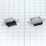 Разъем Micro USB для Xiaomi Mi 4C (Type-C)
