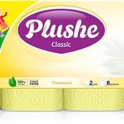 Двуслойная туалетная бумага в экономичной «семейной» упаковке Кассета 6+2 Ромашка фото