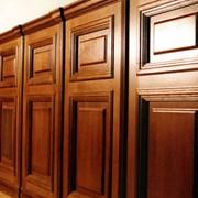 Элитная мебель деревянная