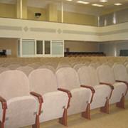 Кресло театральное Лира фото