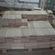 Доска разделочная кухонная (320х170х23), материал дуб фото