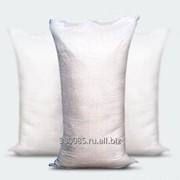 Мешки полипропиленовые белые 55 х 95 см. фото