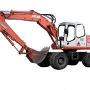 Услуги экскаватора услуги экскаватора Атлас 19 тонн, ковш 1 м3 фото