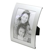 Рамка 10x15 серебро фото