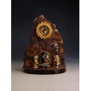 Настольные часы Каменная сказка фото