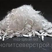 Фиброволокно полипропиленовое 12 мм фото