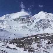 Фотография Горы зимой фото