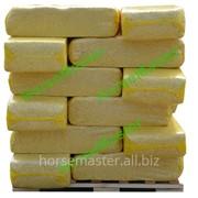 Стружки древесные в упаковке 16 кг. фото