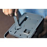 Наружное освещение безопасности - детектор движения, солнечное или динамо питание, 200 люмен