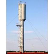 Изготовление водонапорных башень фото
