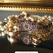 Изделия ювелирные золотые в Алматы фото
