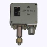 Датчики-реле давления ДЕМ 102 фото