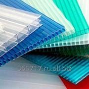 Поликарбонат сотовый толщиной 4 мм фото