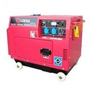 Дизельный генератор LEEGA LDG 6500S фото