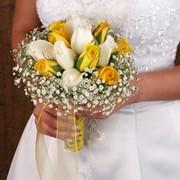Свадебные букеты, доставка, купить, заказать в Киеве (Киев, Украина) фото