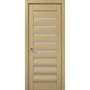 Дверь межкомнатная Миллениум ML-74, венге,беленный дуб,орех,белый ясень фото