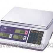 Торговые весы 30кг/5г/10г ER PLUS-30C фото