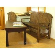 Мебель из лиственницы М-10 фото