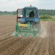 Универсальная машина для возделывания картофеля и овощей УМВК-1.4 (Гребнеобразователь + туковысевающий аппарат) фото