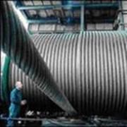 Канат стальной ГОСТ 16853-88 талевый типа ЛК-РО фото