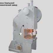 Пресс КД2328 или КД 2328 кривошипный наклоняемый фото