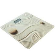 Весы напольные электронные Sakura 0-150кг SA-5072C песок фото