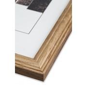 Рамка а4 из дерева Дуб для грамот, дипломов, сертификатов, фото фото
