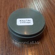 Лента для матричного принтера 8mm*7m black STD Lomond фото