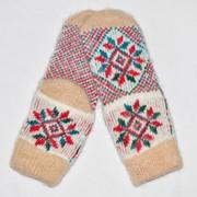 Шерстяные носки детские бесшовные фото